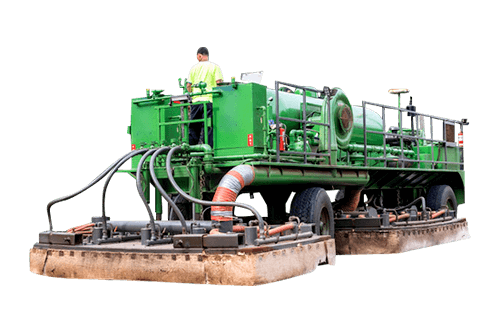 Machine for Asphalt Recycling