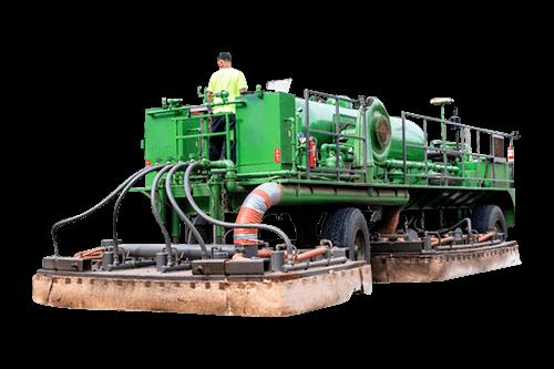 Machine for Asphalt Recycling